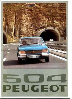 Peugeot 504 …