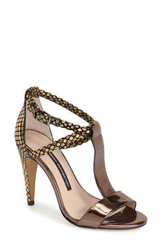 French Connection 'Naoma' Sandal #partystyle @nordstrom #nordstrom