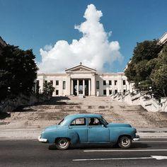University of Havana, Cuba.