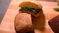 Ciabatta de Rosalie Ciabatta, Quebec, Rosalie, Sandwiches, Vegetarian, Favorite Recipes, Lunch, Beef, Healthy Recipes