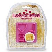 4€ Tostadas, I Love You, My Love, Te Quiero, Te Amo, Je T'aime, Love You