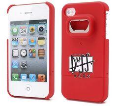 coque iphone 7 duff