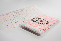 EMBALLAGE - WRAPPING PAPER - Atelier BangBang // Sérigraphie & Design