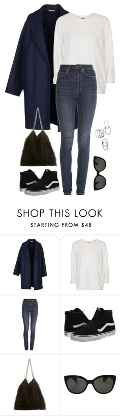 """Untitled #3241"" by meandelstyle ❤ liked on Polyvore featuring Dirk Bikkembergs, Topshop, Yves Saint Laurent, Vans, STELLA McCARTNEY and Oliver Peoples"