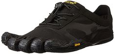 Vibram Men's KSO EVO Cross Training Shoe,Black,43 EU/9.5-...
