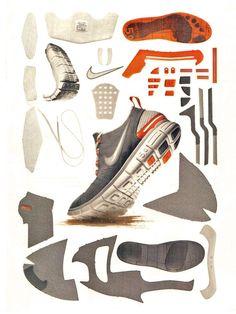 Nike Free Run 5.0 купить