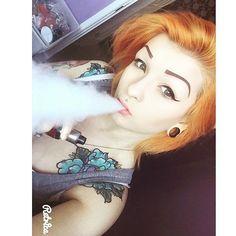 #vaperandinked #tattooedvapergirl #inkedvapergirls #inkedvaperchick #vapelife #vapergram #vapenation #vapesociety #vapeclouds #vapegirls #vapebabes #vapeporn #girlswhovape #tattooedvaper #inkedvaper #like4like #like4follow #dripping #vapersofinstagram #vapergirl #tattooedvapergirls