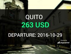 Flight from Seattle to Quito by Avia #travel #ticket #flight #deals   BOOK NOW >>>