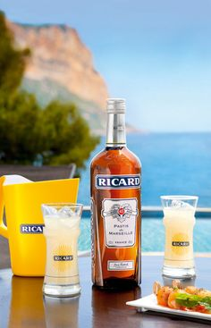 Ricard pastis owes its reputation to a unique recipe that has remained unchanged since 1932. It stands out especially through the quality and variety of its natural ingredients. The star anise from...
