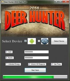 Deer Hunter 2014 Hack http://gamesfixer.com/deer-hunter-2014-hack/