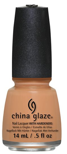 China Glaze 'Off Shore' - If In Doubt, Surf It Out