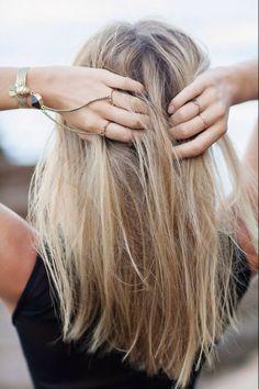 Boho hair - Effortless