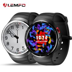 LEMFO Smart Watch Phone LES1 Android 5.1 1GB