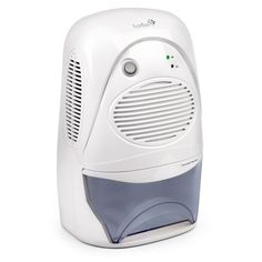 Ivation GDM36 Powerful Mid-Size Thermo-Electric Dehumidifier - Quietly Gathers Up to 20oz. of Water per Day - For Spaces Up to 2,200 Cubic Feet - Introduce Tools and Home with benefit for everyone