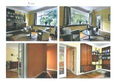 Before renovation - Study & Hall