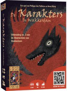 De Karakters in Wakkerdam. Uitbreiding Weerwolven, 999 games