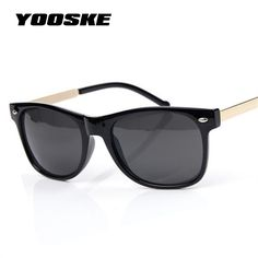 95abe668cdb3 YOOSKE Vintage Men Sunglasses Women Male Female Sun Glasses Fashion Classic  Rice spike Sunglass Goggles Shades UV400 Protection Review