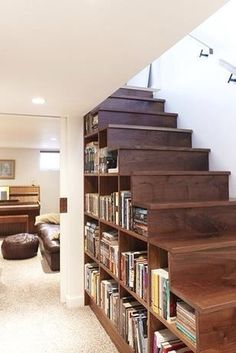 Internal stairs idea