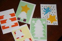 Pohľadnice, ktoré vyrobili nevidiaci. / Postcards, produced by blind people.