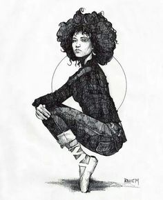 Rahiem Milton Art