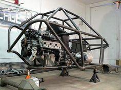 HardLine Offroad '06 Moon Buggy Build