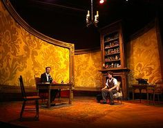 Candida. Scenic design by Shawn Fisher.