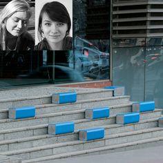Katarzyna Toczyńska, Agata Superczyńska - Blue Blok,  designedforpoznan.pl