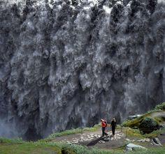 Dettifoss waterfall, Vatnajökull National Park, Iceland