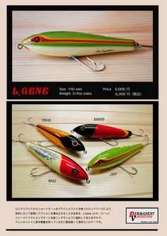 140 Best Lures images in 2019 | Fishing lures, Fish, Bass