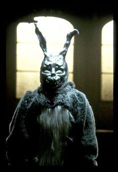 Donnie Darko. Unfluffy bunny