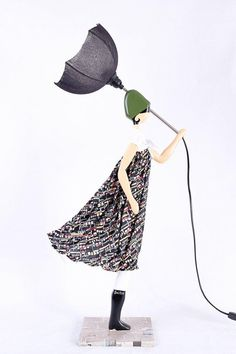 Skitso Girls Colette Lampa - 85 cm Handmade Lamps, Best Sellers, Girls, Toddler Girls, Daughters, Maids