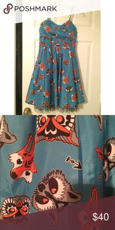 Modcloth Banjo & Cake animal dress Only worn once. Perfect condition. ModCloth Dresses