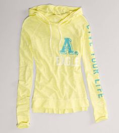 I don't care what people think...A.E. has some really nice quality clothing that is comfy, and a fair price!!!