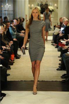 Tendencias invierno 2014: la elegancia femenina de Ralph Lauren en 10 looks