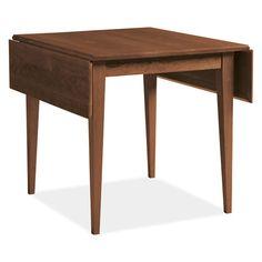 Room & Board - Adams 30w 34d 29h Drop-Leaf Table