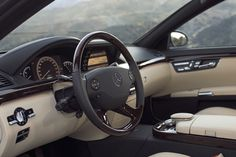 The Mercedes-Benz S-Class.  European model shown.  For more information, visit: http://mbenz.us/KLfTVQ