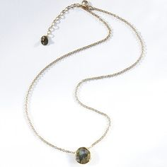 The Noa Necklace, $108, now featured on Fab.