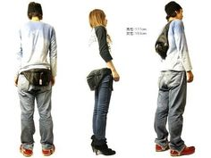 Made in Japan Yoshuda Bag - PORTER Waist Bag http://japan-ichiba.ocnk.net/product-list/73