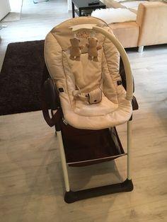 Der Hochstuhl Sit'n Relaxe von Hauck im niedlichen Design ist ein praktische Kombination bestehend aus Baby- und Kleinkind...