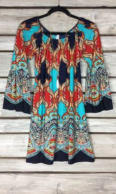 FIRE & ICE DRESS; S-XXXL http://www.paisleygraceboutique.com/collections/new-items/products/fire-ice