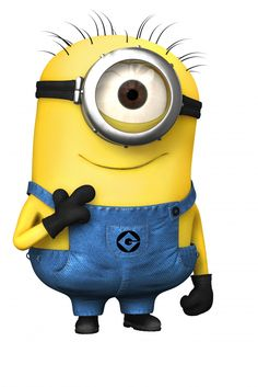 minions despicable me | ... looked at the yellow case the toy comes in and I saw...a Minion