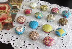 Hand Painted Knobs 1  Painted Drawer Cabinet by impressionsbysusan, $7.00
