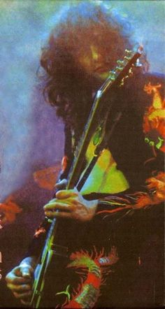 Jimmy Page...beautiful shot