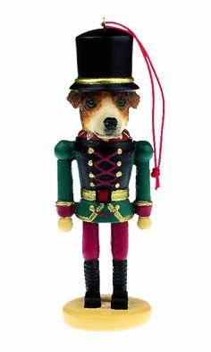 Pekingese Dog Soldier Holiday NUTCRACKER ORNAMENT