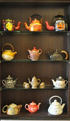 #Kettle Kettles every where! A home full of stories…