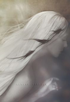 white haired fairy