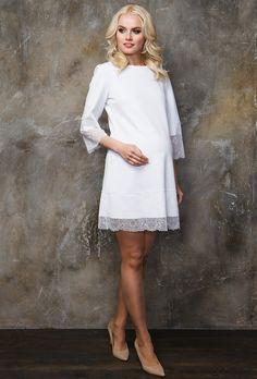 88c7e216c8fe Новинка - Элегантное мини-платье выполнено из мягкого стрейчевого плотного  трикотажного джерси высокого качества. Силуэт расклешенный, трапециевидный.