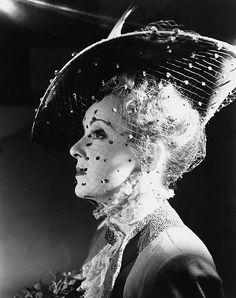 "julia-loves-bette-davis: "" "" Bette Davis 〡 The Little Foxes, 1941 "" """