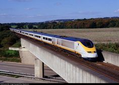 RailPictures.Net Photo: 373 203 Eurostar Class 373 at Tutt Hill, United Kingdom…