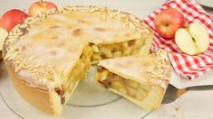 Tasty Vegetarian Recipes, Apple Pie, Sweets, Make It Yourself, Baking, Ethnic Recipes, Desserts, Food, Petra